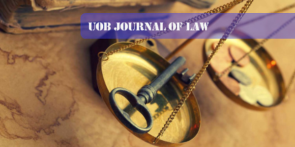 University of Babylon Journals - laws